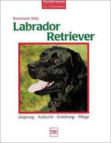 Wild Rosemarie, Labrador-Retriever Ursprung - Aufzucht - Erziehung - Pflege