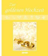 Zur goldenen Hochzeit - Erinnerungsalbum (antiquarisch)