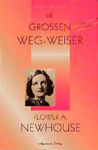 Michel Peter, Die grossen Weg-Weiser - Flower A. Newhouse (antiquarisch)