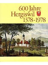 Trutmann Hans / Eichmann Ernst, 600 Jahre Hergiswil 1378-1978 (antiquarisch)