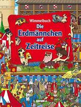 Wimmelbuch - Die Erdmännchen auf Zeitreise
