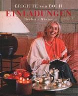 Boch Brigitte von, Einladungen - Herbst-Winter (antiquarisch)