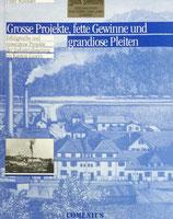 Schnider Peter, Grosse Projekte fette Gewinne und grandiose Pleiten