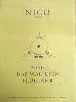 Nico Jahrbuch 2001 - Das war kein Flugjahr