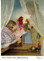 Mecki Ansichtskarte - Alles Liebe zum Geburtstag (m401)