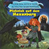 Geschichten von Schloss Rabenstein - Picknick auf dem Hexenberg