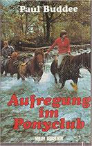 Buddee Paul, Aufregung im Ponyclub (antiquarisch)
