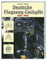 K. A. Merrick, Deutsche Flugzeug-Cockpits 1935-1945