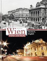 Wien früher und heute dt./engl