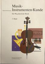Schönenberger Edmund, Musik-Instrumenten-Kunde Bd. 3 (antiquarisch)