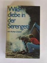 Lousada Audrey, Wilddiebe in der Serengeti (antiquarisch)