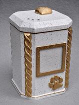 Modell: Nr.: 16 - Granit / weiß - Rustikal