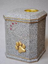 Modell: Nr.: 17 - Achteck / Granit - grau