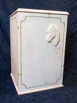 Pferdeurne Nr. 5 , Shabby-pink-gold