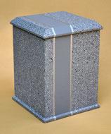 Modell Nr,; 4/0, Viereck, Granit - mittelgrau