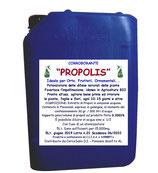 """CORROBORANTE  """"PROPOLIS"""" Tanica blu 5 litri  Ideale per Orto, Frutteti, Ornamentali..."""