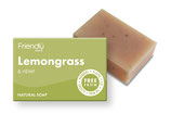 LEMONGRASS & HEMP SOAP 95g
