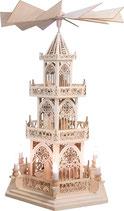 XL-Pyramide gotisch 68cm