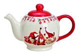Teekannen Sets Wichteldesign oder Fuchsdesign