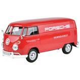 """Art.Nr. 16.346 VOLKSWAGEN T1b Box Van """"Porsche"""""""