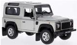 Art.Nr. 16.321 Land Rover Defender weiss