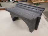 Art.-Nr. 17.102 Bogenbrückenelement für Radius 1195 mm R3