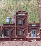 PIKO  62014  Brauerei Hauptgebäude