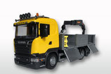 Art.Nr. E50409  Scania R730 Streamline mit Ladekran 1:25