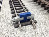 Art.Nr. 15.036 Flexgleis-Klemmvorrichtung trainli® Spur G/Code 332