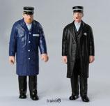 "Art.Nr. 16.281 Bahnmitarbeiter Pascal mit Arbeitskittel ""Blau"""