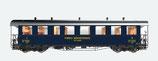 Pullman IIm/G: Plattformwagen DFB in 3 Varianten