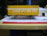 Art.-Nr. 19002 SwissPost Container WB No. 348 rund um die Uhr
