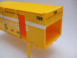 Art.-Nr. 19003 SwissPost Container WB No. 060 zuverlässig