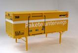 Art.-Nr. 19010 SwissPost Container WB No. 787 pour vo colis
