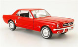 Art.Nr. 16.320 Ford Mustang Coupe rot