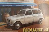 Art.Nr. 16.300 Renault 4 L Bausatz