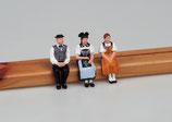 Art.-Nr.  A 20000 Schweizerfiguren Set Familie Huggentobler