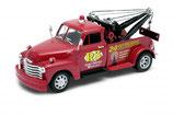 Art.Nr. 16.307 Chevrolet Abschleppwagen rot