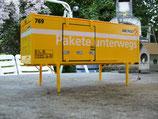 Art.-Nr. 19004 SwissPost Container WB No. 780 ökologisch