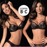 Reggiseno LOVE Balconcino coppa C