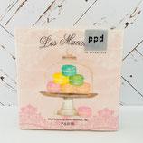Servietten - Les Macarons