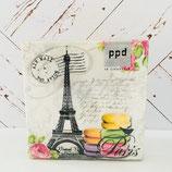 Servietten - Macarons de Paris