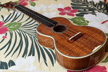 ★SOLD★NEW/KIWAYA UKULELE TAN MASTER SERIES Style-3K DLX CUSTOM (CON) NO.8