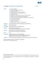 Datenschutz und  Compliance (1 Tag)