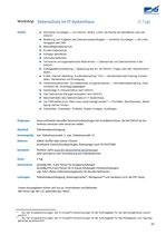 Datenschutz im IT-Systemhaus (1 Tag)