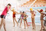 Fortgeschritten- / Schwimmtechnik Level 2 für Kinder vom 06.10.2018-01.12.2018 in der Margarete Danzi Schule/ Tag: Samstag