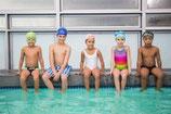 Intensivkurs Pfingstferien Anfängerschwimmen vom 22.05.2018-01.06.2018 in der Grundschule an der Gilmstraße