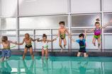 Anfängerschwimmkurs Level2 für Kinder vom 13.10.2018-08.12.2018 in der Carl v. Linde Realschule / Tag: Samstag