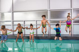Anfängerschwimmkurs Level 2 für Kinder vom 06.10.2018-11.11.2018 in der Margarete Danzi Schule/ Tag: Samstag und Sonntag