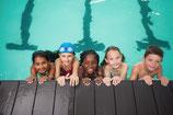 Anfängerschwimmkurs Level 1 für Kinder vom 01.10.2018-26.11.2018 im Ludwigsgymnasium / Tag: Montag